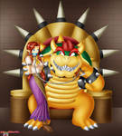 Caught in Koopa's Clutches