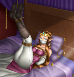 Zelda Bed Bound (+OTN)