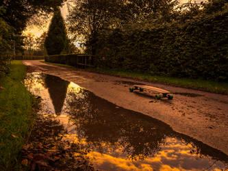 Moody Sunset by ChewyFloyd
