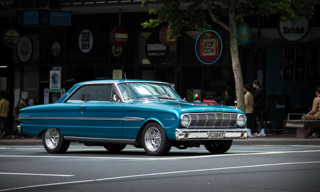 Ford Falcon Sprint by ChewyFloyd