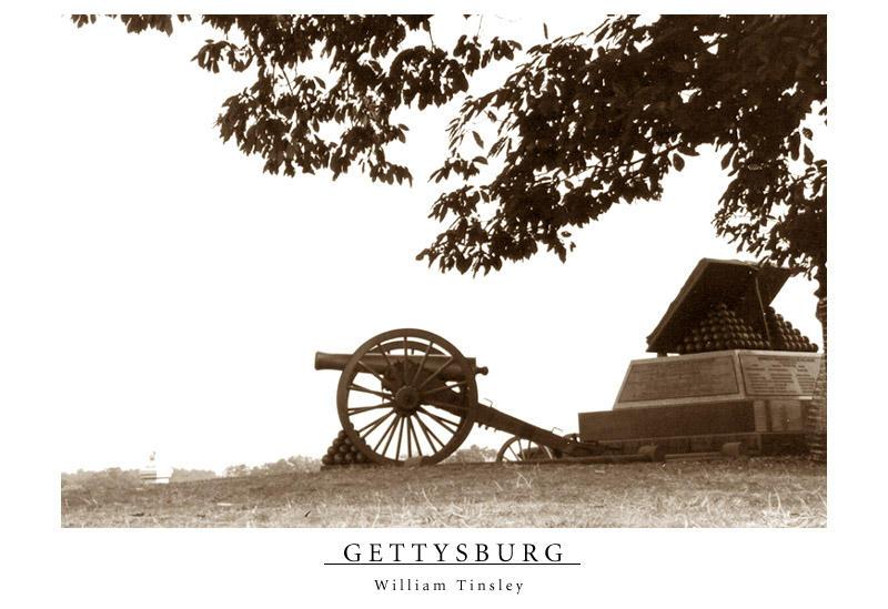 GETTYSBURG by mooboy