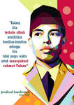 WPAP of Great General Soedirman