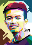 WPAP of my potrait
