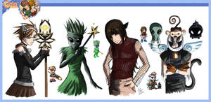 Gaian Avatar Collection I