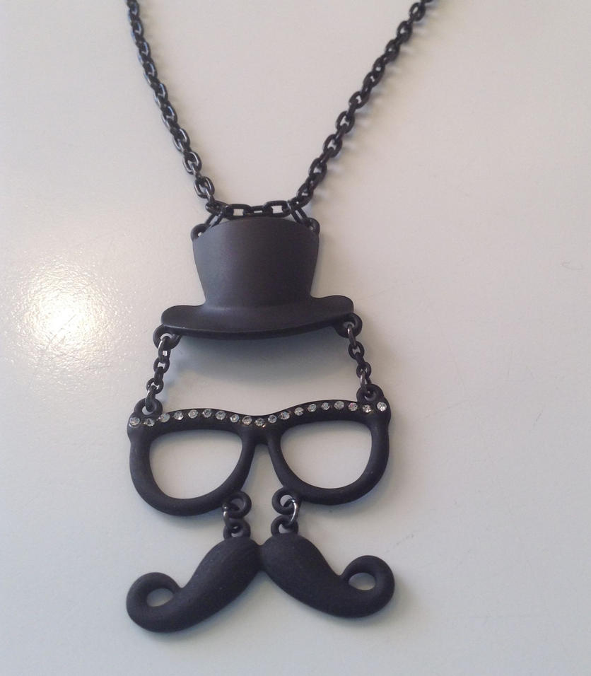 Like A Sir Necklace by CorterMoon