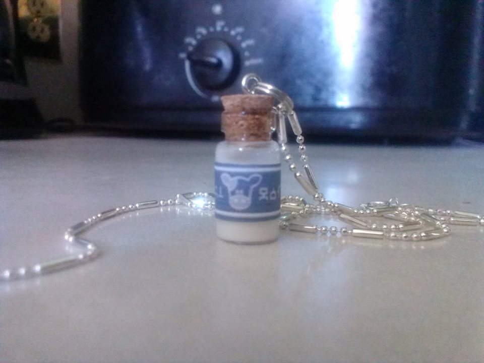 Lon-Lon Milk Necklace by CorterMoon