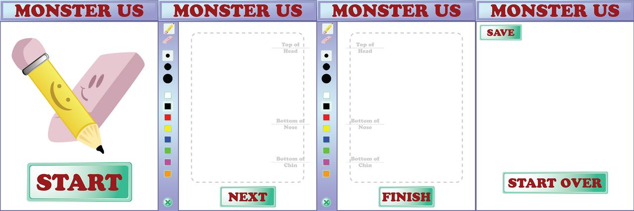 Monster Us - Game Jam by serbus