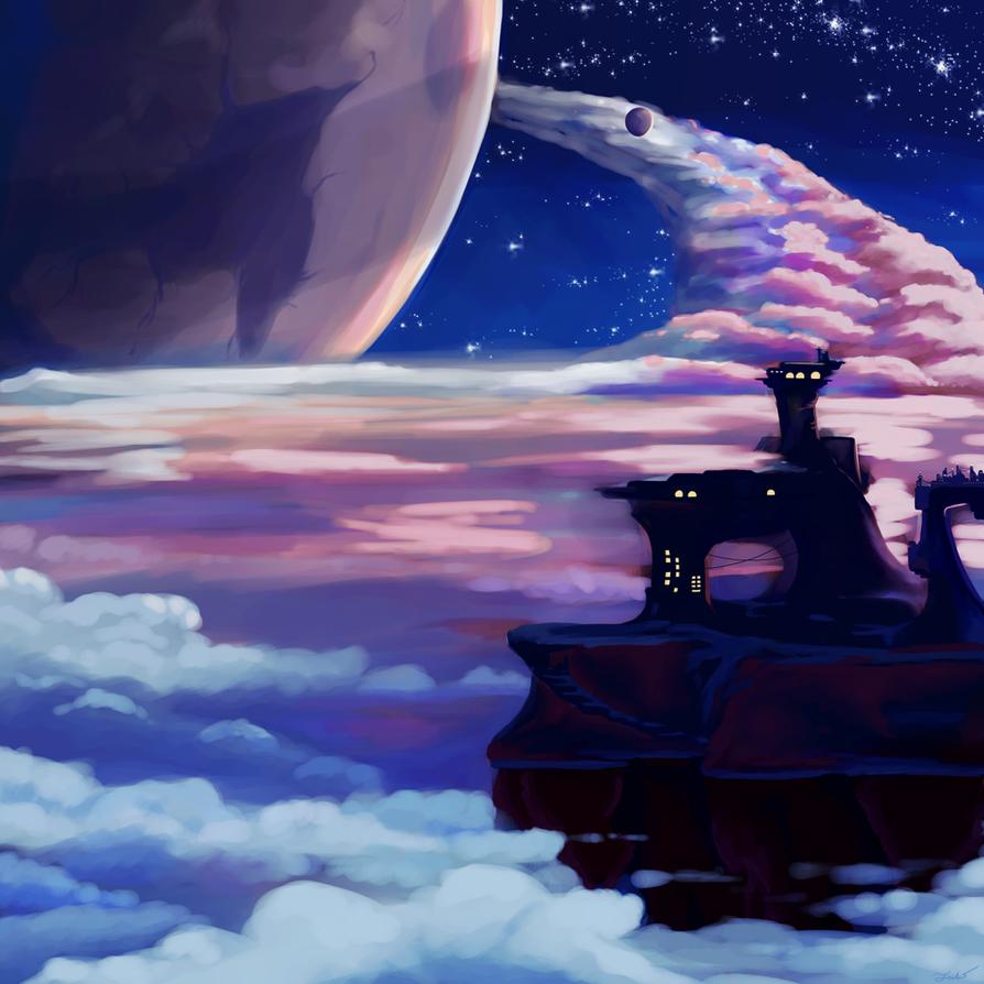 Cloud City by serbus