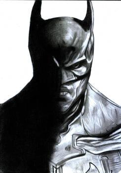 Dark Knight portrait