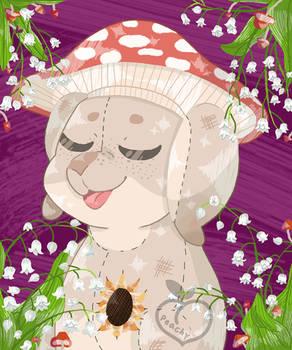 Cute Mushroom