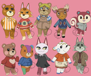 My Villagers!