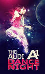 Audi A1 Dance Night by mellowpt