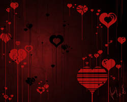Hearts by Kleine-Nachteule