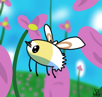 What A Cutiefly! by yufery5