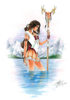 C: Sailor Unelanhi