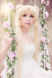 Princess Serenity (sailor Moon) I