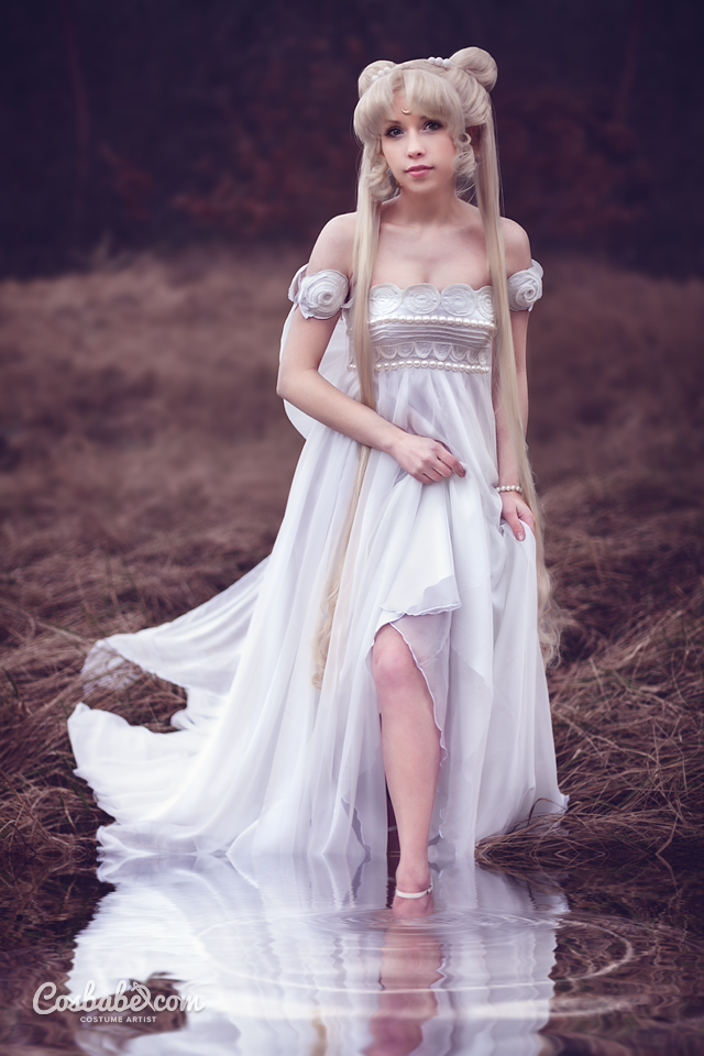 Princess Serenity (NEW) I by Cosbabe