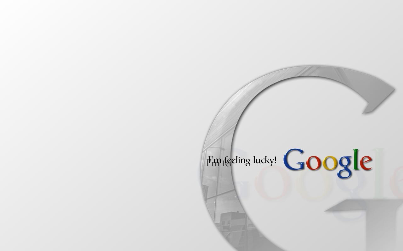 Google Wallpaper - White BG by nullstring on DeviantArt