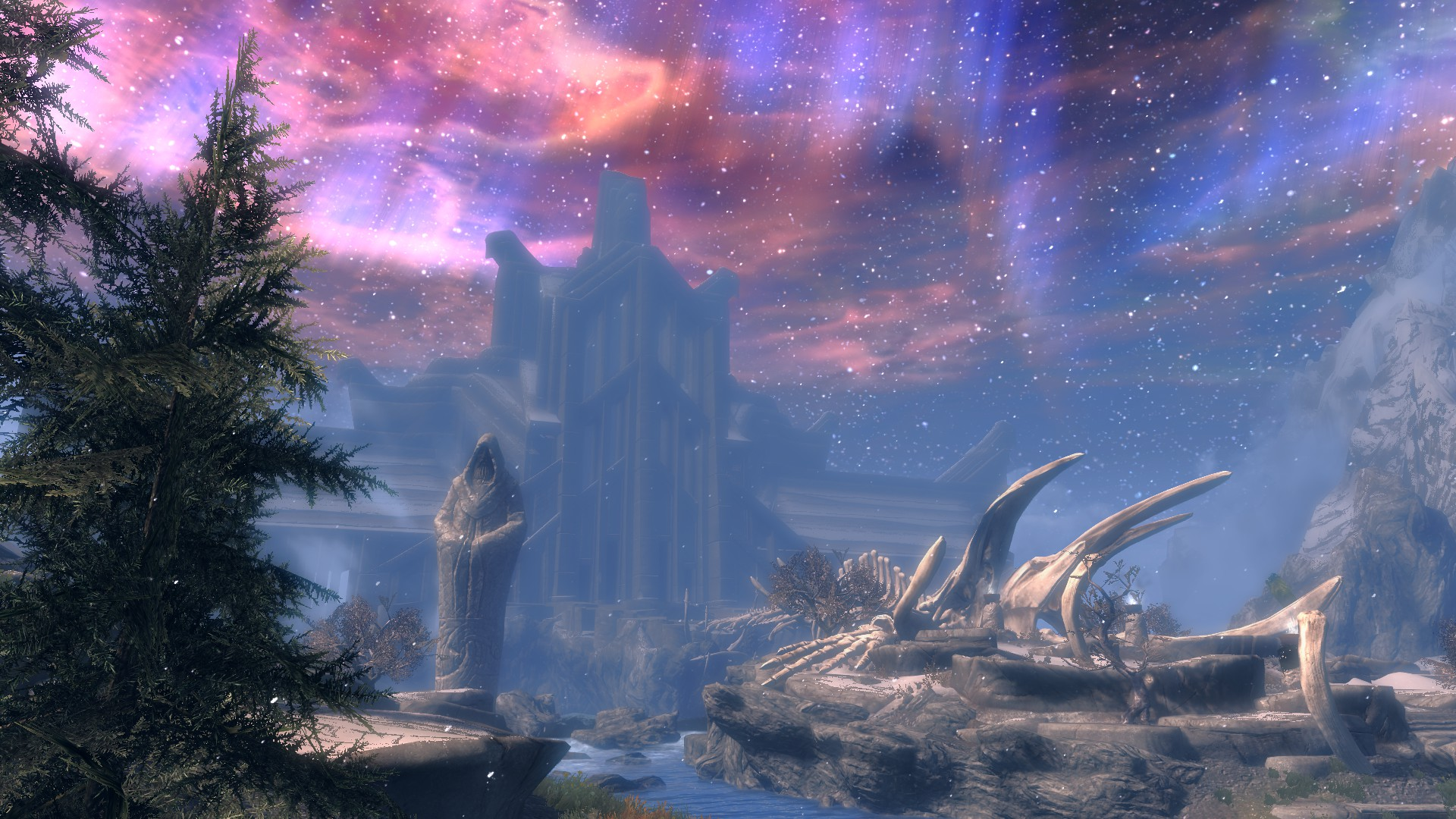 [Image: skyrim___sovngarde_by_happyknight-d54uwai.jpg]