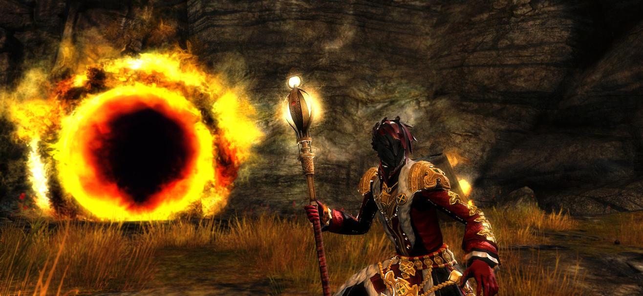 Guild Wars 2 - Caleo by HappyKnight