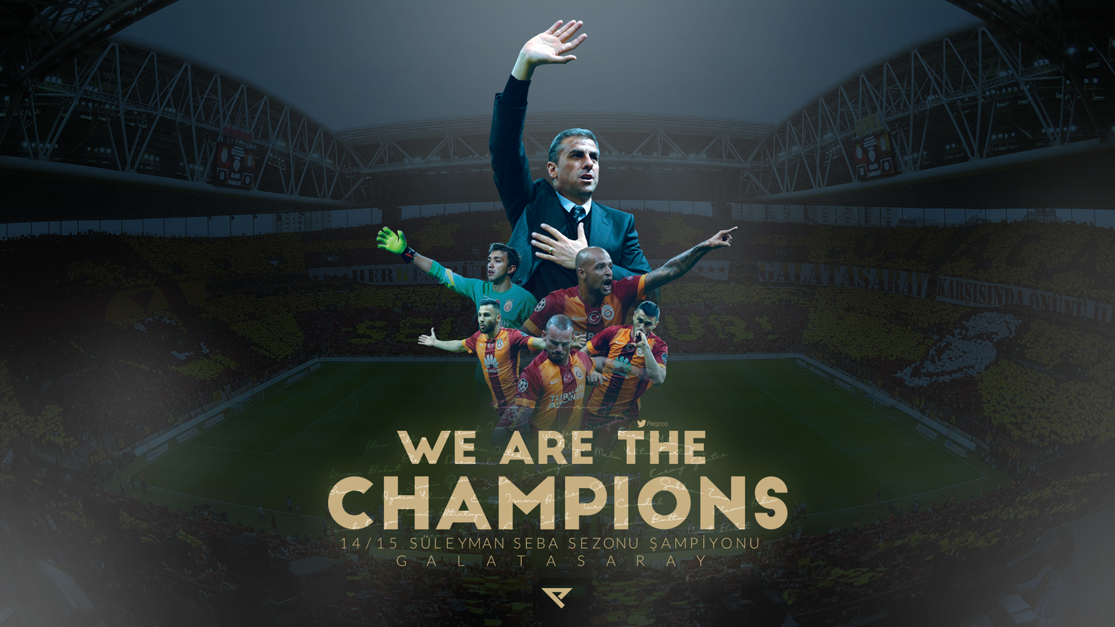 We Are The Champions by PARGOdesign on DeviantArt