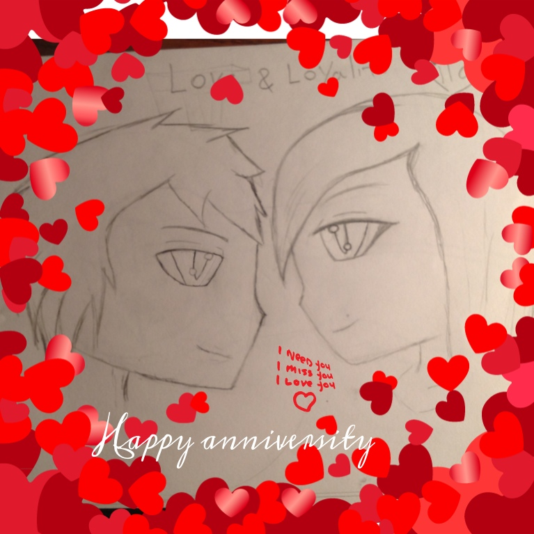 Happy anniversity by alienex1234