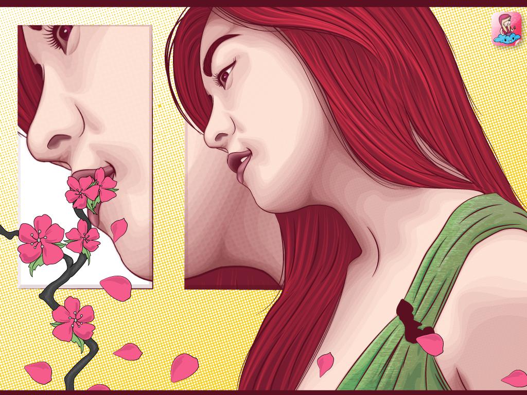 Blossom by iamkzee