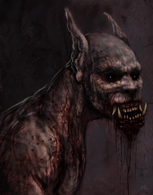 Werewolf - more man than Beast