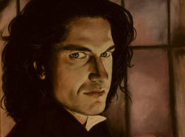 Gerard Butler as Dracula by Beucephalus
