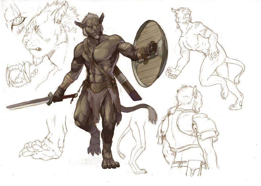 Beast's soldier by koutanagamori