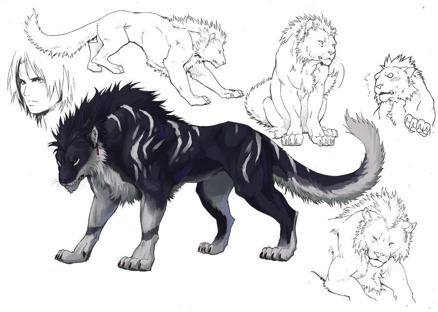 Beast by koutanagamori