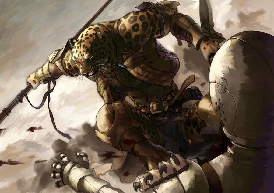 Keyna's war by koutanagamori