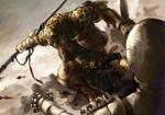 Keyna's war
