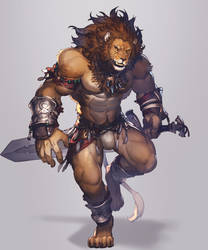 Lion Fighter