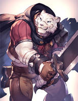 mercenary by koutanagamori