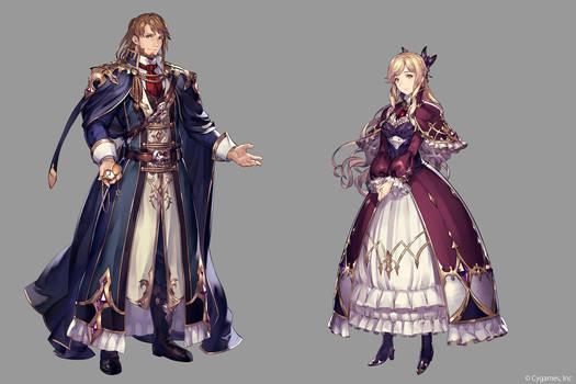 LUNA's parents