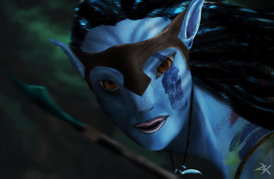 Avatar: Navi Woman by Jezzy-Fezzy on DeviantArt