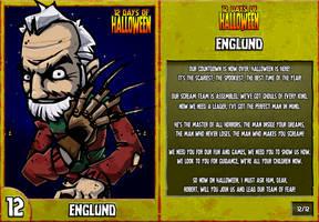 12 Days of Halloween - 12. Englund