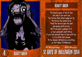 12 Days of Halloween 2014 - 4. Beauty Queen