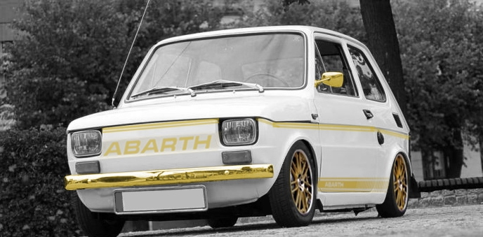 fiat 126p st virtual tuning by tomydiegluehbirne on. Black Bedroom Furniture Sets. Home Design Ideas