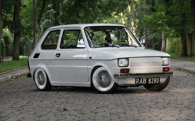 fiat 126p st virtual tuning cult edition by. Black Bedroom Furniture Sets. Home Design Ideas