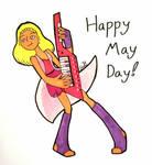 Happy May Day! [NSR Swap AU]