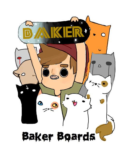 Baker by RawrItsRamen