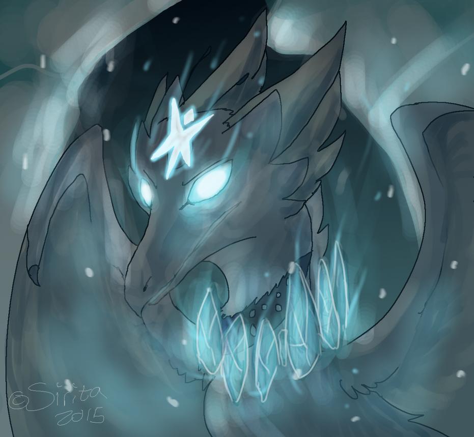 The Ice Sorceress by SekoSirita