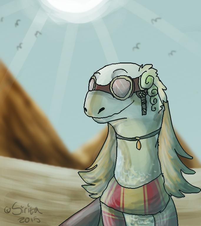 Adventure Awaits by SekoSirita