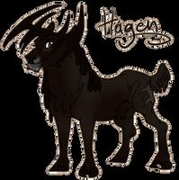 Hagen | Stag | Blackwood | Elder Witch