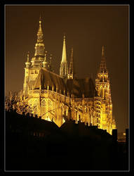 Night Prague XX by semik