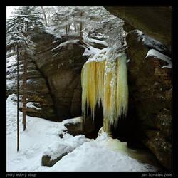 Ice-Fall - Velky ledovy sloup