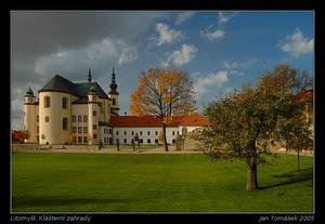 Litomysl, Monastery Garden