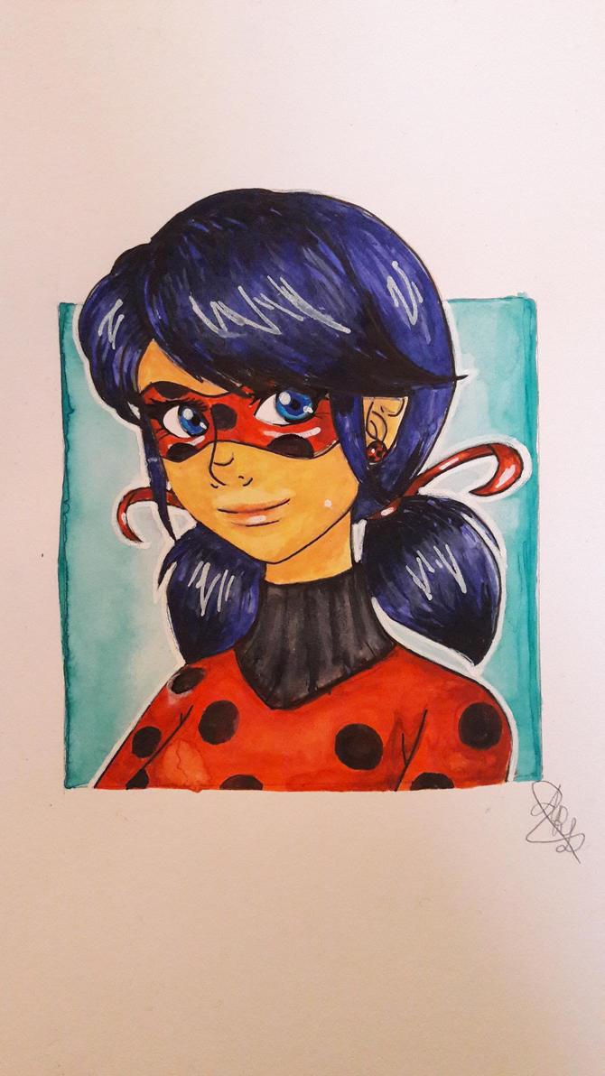 Ladybug! || Miraculous Ladybug by BleachTea